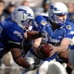 Quarterback beim Lauf: Vom richtigen Start bis zur Ballübergabe