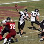 Football Wurftechnik: Wie wirft man einen Football richtig?